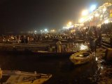 Пудж на берегу Ганга