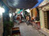Обычная улица старого города в Варанаси