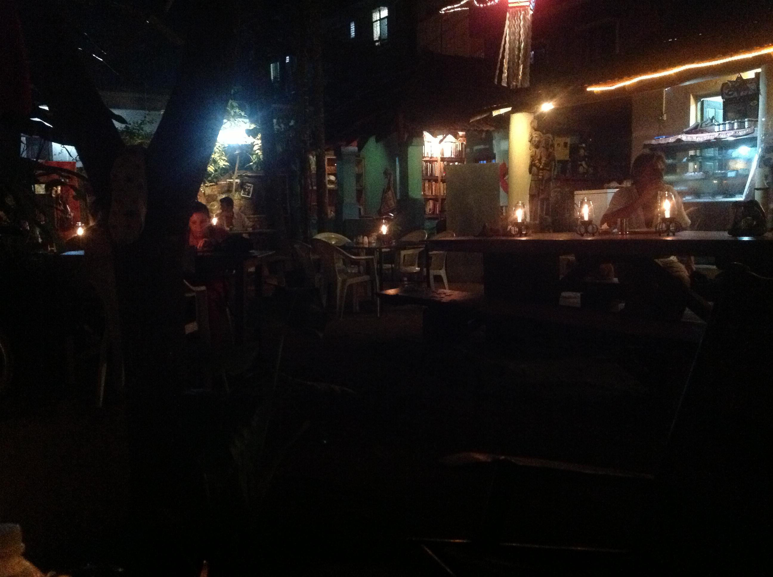 Ночные рестораны