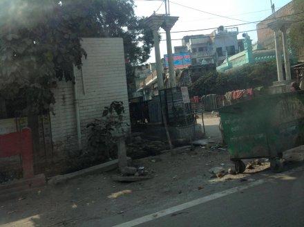 Улицы Аллахабада