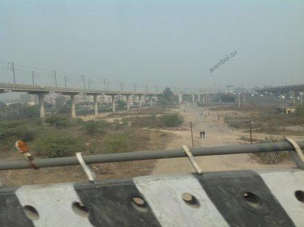 Ветка метро к Аэропорту