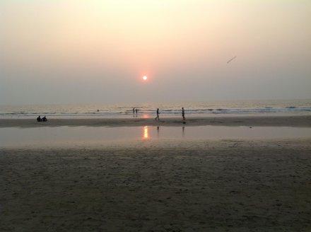 Прогулки по берегу