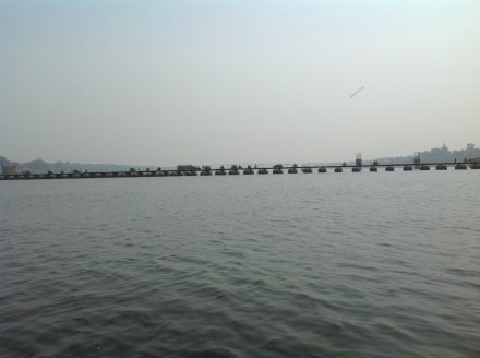 Варанаси, Ганг