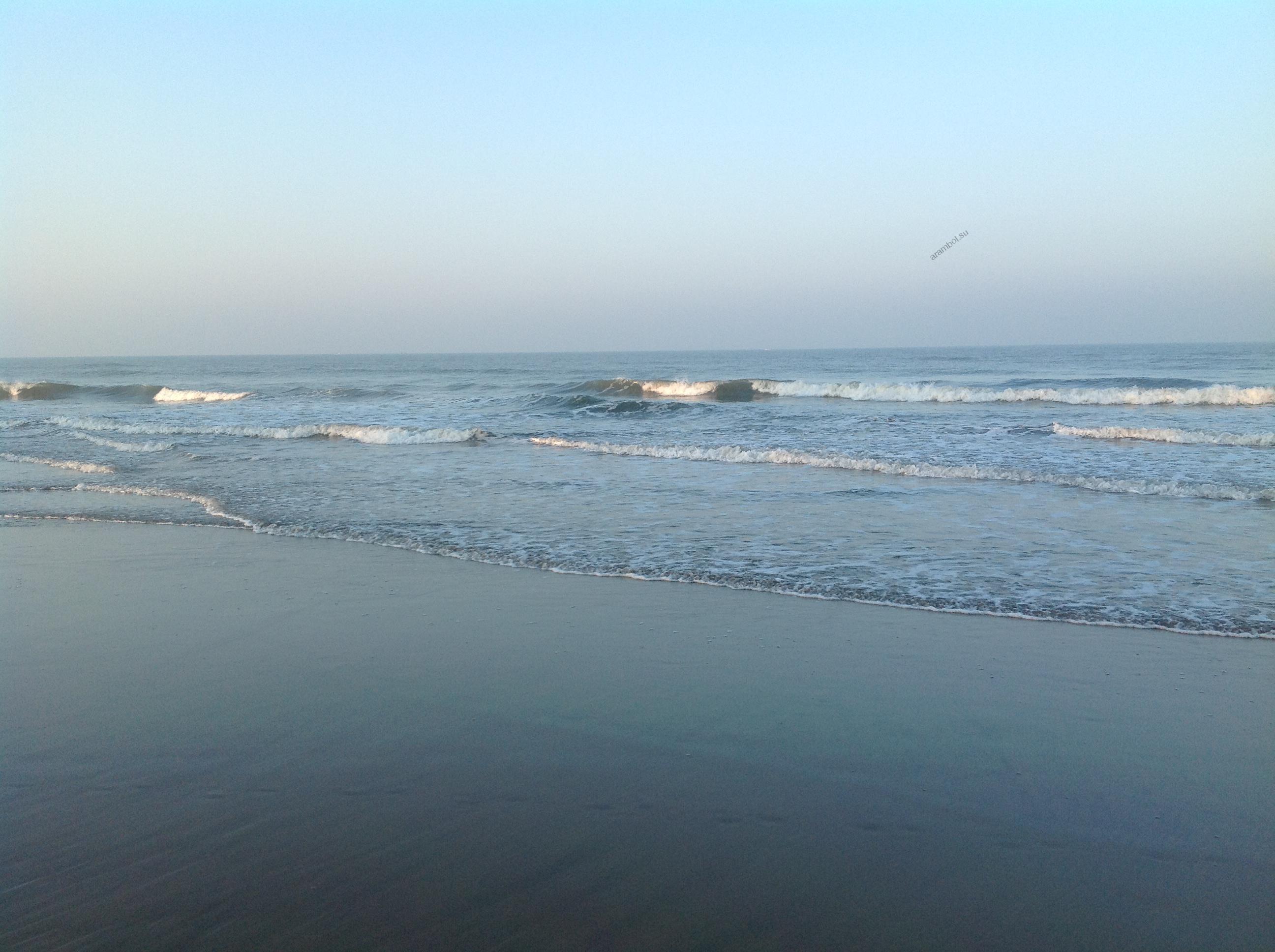 Утренние волны